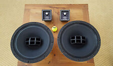 Altec Lansing 604-8G Speakers with Crossovers