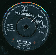 """THE BEATLES 45 TOURS 7"""" UK I'LL GET YOU"""