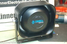DaMega Compact Siren Speaker 100 watt 11ohm for ShoMe Code3 Federal Signal Able