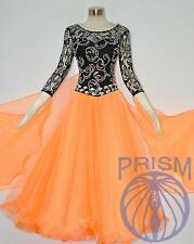 BALLROOM .STANDARD. SMOOTH DANCE COMPETITION DRESS SIZE S M L B2913