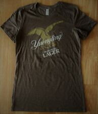 Yuengling Lager Beer Women's Shirt BRAND NEW Size Large or Medium PA Brown