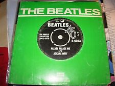 "BEATLES please me / ask me why ( rock ) 7"" / 45 - uk -"