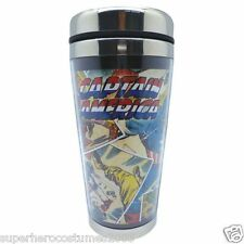 The Avengers Captain America Collectible Travel Mug Cup Brand New Westland 22941