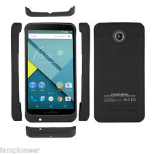 External Backup Extended Battery Charge Case Cover 4200mAh for Motorola Nexus 6
