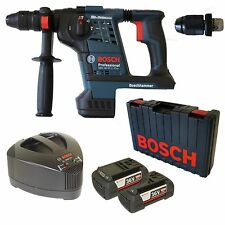 Bosch GBH 36 VF-Li PLUS 0611907002 Perforateur 36V SDS+ 2x4ah Brushless=bhr261