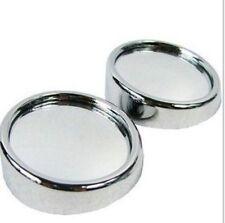"""2x Cieco Spot Specchio Rotondo Adesivo 2 """"pollici EASY FIT ampio angolo di visualizzazione Van"""