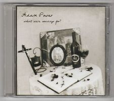 (GY765) Adam Power, What Were Sundays For? - 2006 CD