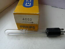 4662 TUNING INDICATOR PHILIPS VALVE TUBE 1 PC NIB