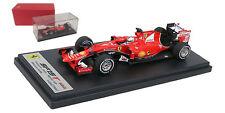 Looksmart Ferrari SF15-T '900 GP' Belgium GP 2015 - Sebastian Vettel 1/43 Scale