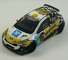 PEUGEOT 207 S2000 NICELLI MONZA RALLY SHOW 2016 DECALS 1/43