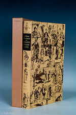 Folio Society. Drawn From Life William Makepeace Thackeray Illustrated Hardcover