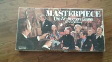 Vintage MASTERPIECE~ The Art Auction Board Game~ Parker Brothers~1970~Complete