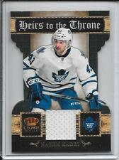 11-12 Crown Royale Nazem Kadri Heirs To The Throne Jersey # 8