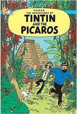 The Adventures of Tintin: Tintin and the Picaros by Herge (Paperback, 2002)