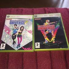 dancing stage universe and dancing stage universe 2 Xbox 360 Game
