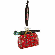 Mary Poppins: Broadway Musical Carpet Bag Umbrella Ornament  Disney Store 2014