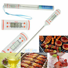 Universal Kitchen BBQ Digital Cooking Food Meat Probe Electronic Thermometer New
