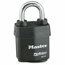 Master Pro Series Rekeyable Padlock - Keyed Different - Steel Body, Hardened