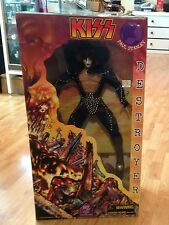 """KISS dolls 24"""" * PAUL STANLEY * """" Destroyer Limited Edition 1998'"""