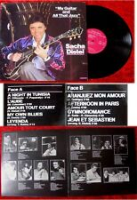 LP Sacha Distel: My Guitar and All That Jazz