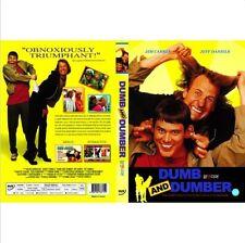 Dumb and Dumber (1994) DVD - Jim Carrey (New & Sealed)
