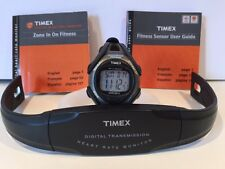 Timex - Ironman Triathlon  Heart Rate Monitor Watch 30 Laps Calorie
