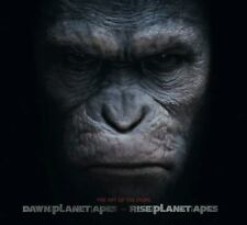 Rise of the Planet of the Apes and Dawn of Planet of the Apes: The Art-ExLibrary