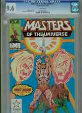 Masters of the Universe #1  (1st issue)  CGC 9.6  WP