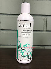 Ouidad Vitalcurl Tress Effects Styling Gel 8.5oz - SEALED & FRESH - Free Ship!