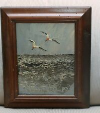 Morris Katz original Seascape oil painting !!!!