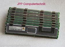 4GB 2x 2GB RAM Apple Mac Pro 1,1 3,0 Ghz MA356D/A Qimonda DDR2 667 Mhz FB DIMM