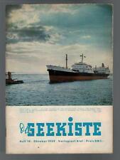 Seekiste - Heft 10 - 1959