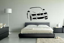 M3 E90 BMW Style Wall Art Vinyl Decal Decorative Sticker Home Removable
