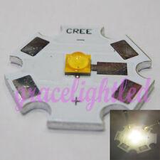 CREE XT-E XTE R3 1W 3W 5W Neutral White LED with 20mm star base 376Lm@1500mA