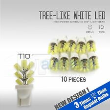10X High Power T10/921/194 RV Trailer 12V LED Lights Bulbs Xenon 6000K White