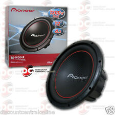 """BRAND NEW PIONEER CHAMPION SERIES 12"""" 12-INCH 4 OHM CAR AUDIO SUBWOOFER"""