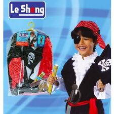 ♛ Shop8 :  PIRATES KIDS BOYS COSTUME free size 3 to 8 years old