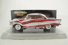 "1:18 Ertl - 1957 CHEVY BEL AIR "" Stars and Stripes "" -RARITÄT  -neu/OVP"