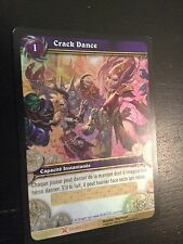 WOW BUTIN DRUMS OF WAR LOOT UNSCRATCHED 1/3 SLASHDANCE (FRENCH CRACK DANCE)