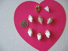 SET OF 6 GRAPE BUTTONS Collectible Vintage NEW Made in USA
