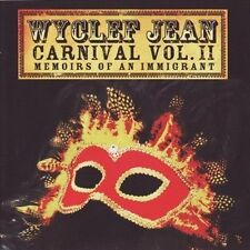 Wyclef Jean Carnival Vol.Ii Memoirs Of An Inmigrant CD Norah Jones Akon Shakira