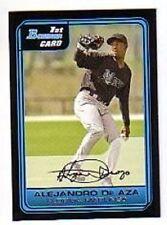 2006 Bowman Prospects #B8 Alejandro de Aza Baseball Card