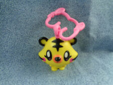 "McDonald's 2012 Yellow Jeepers 2 1/2"" Moshi Monsters Clip-On Happy Meal Toy"