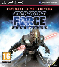 Star Wars: The Force Unleashed --  (Sony PlayStation 3)