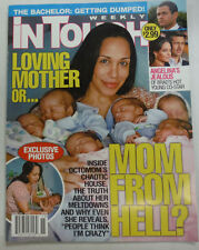 Intouch Weekly Magazine Octomom & Angelina Jolie April 2009 NO ML 052615R