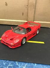 Maisto 1995 Ferrari F50 Red 1:18 Scale No Box SM 40F