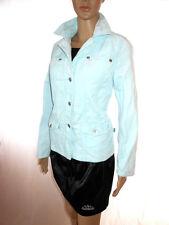 AF63 vintage 80s cecil hippy boho look rétro cordon casual occasion veste coton