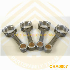 Lot of 4pcs Engine Connect Rod for Isuzu 4JB1 Pickup Bobcat Skidloader Excavator