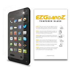 EZguardz Premium Real Tempered Glass Screen Protector Skin For Amazon Fire Phone