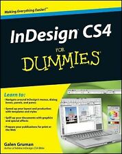 InDesign CS4 For Dummies (For Dummies (ComputerTech))